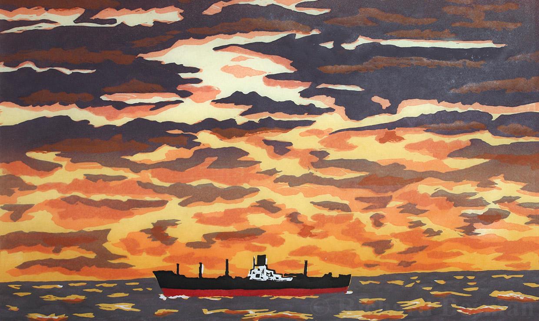 Richard Bosman - 'Crossing'