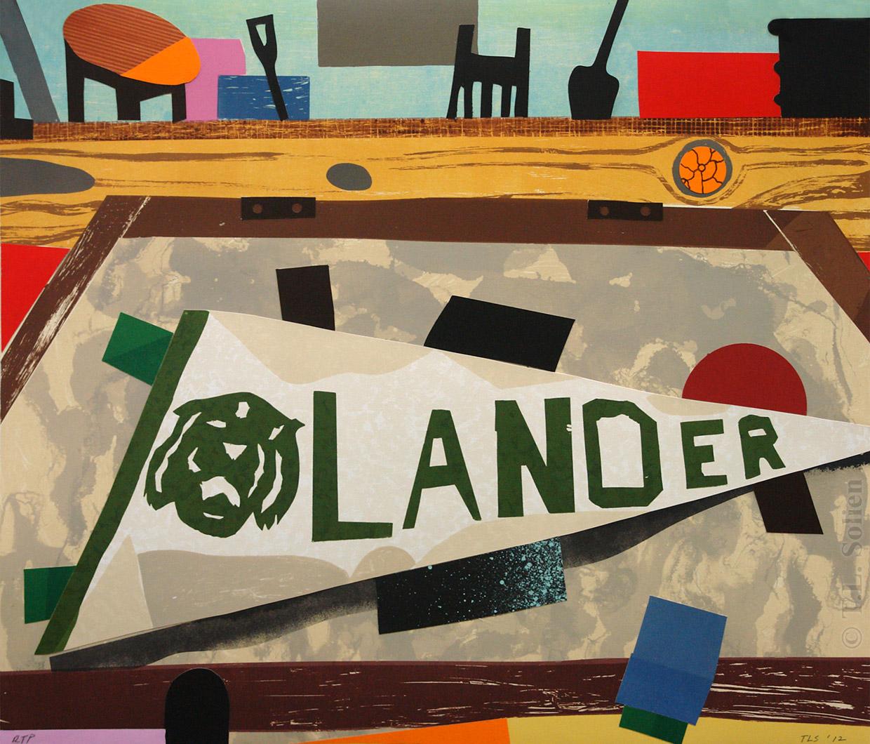 T.L. Solien - 'Lander'