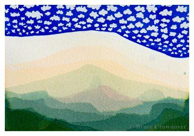 Bruce Crownover - Postcard 004