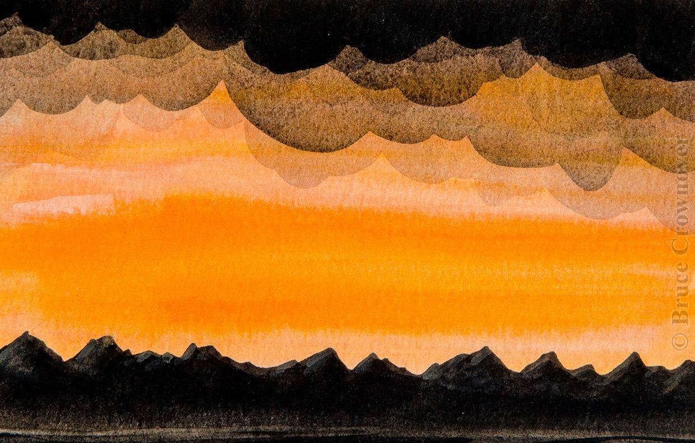 Bruce Crownover - 'Postcard 010'