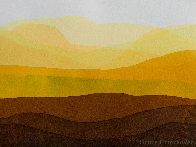Bruce Crownover - 'Postcard 014'