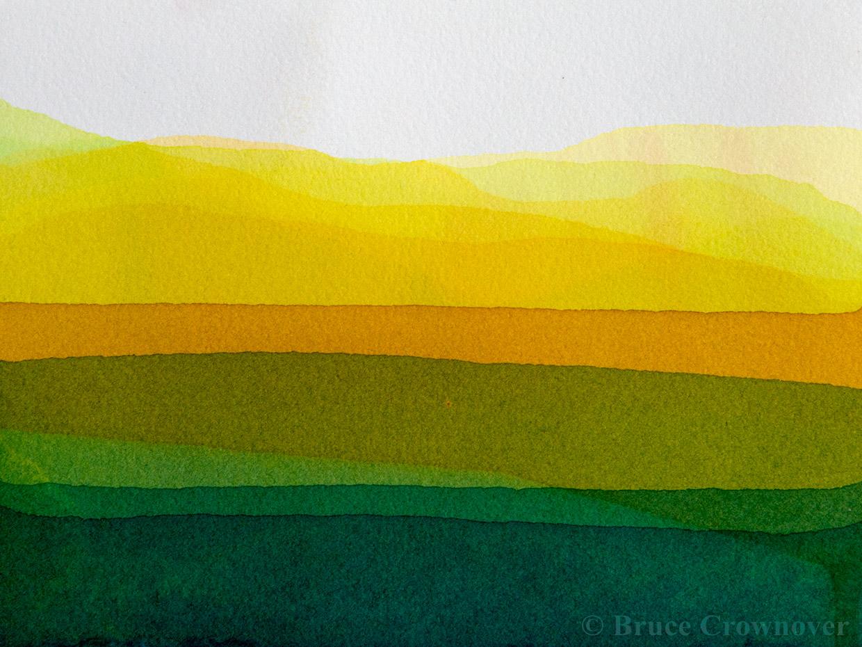 Bruce Crownover - 'Postcard 015'