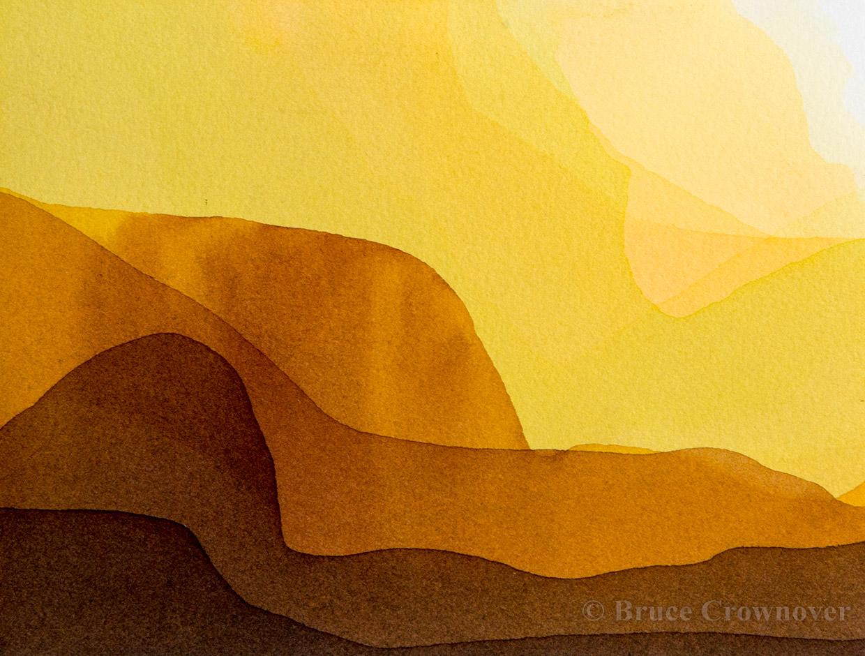 Bruce Crownover - 'Postcard 018'