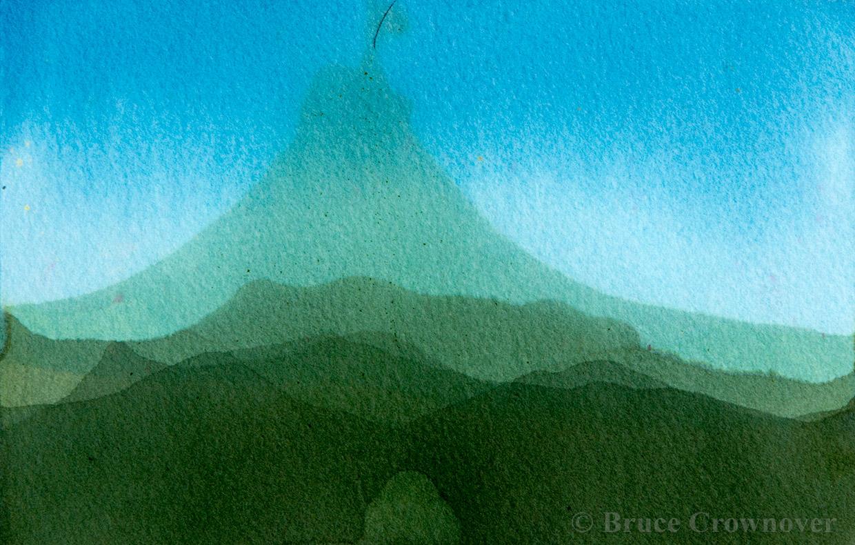 Bruce Crownover - 'Postcard 022'