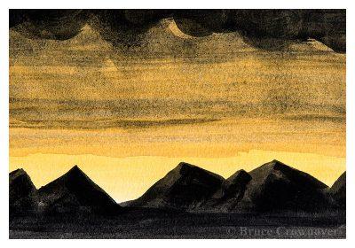 Bruce Crownover - Postcard 022