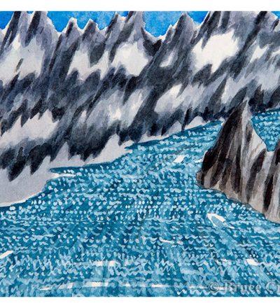 Bruce Crownover - Postcard 026