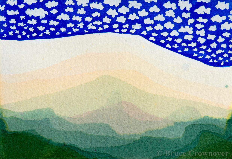 Bruce Crownover - 'Postcard 029'