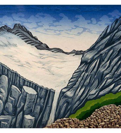 Bruce Crownover - Old Sun Glacier