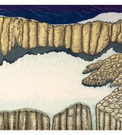 Bruce Crownover - Piegan Glacier
