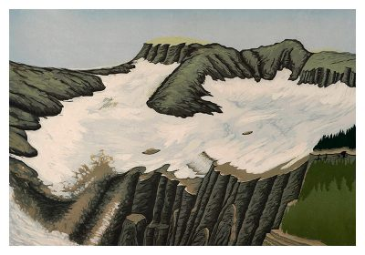 Bruce Crownover - Swift Current Glacier