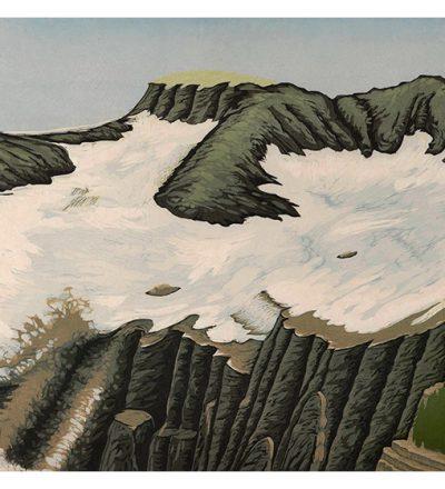 Bruce Crownover - Swift Current Glacier
