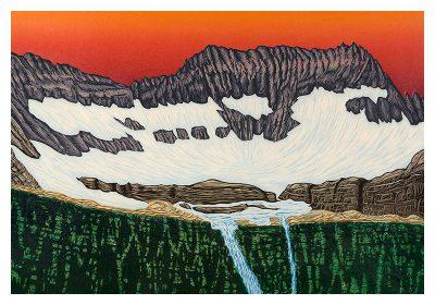 Bruce Crownover - Thunderbird Glacier