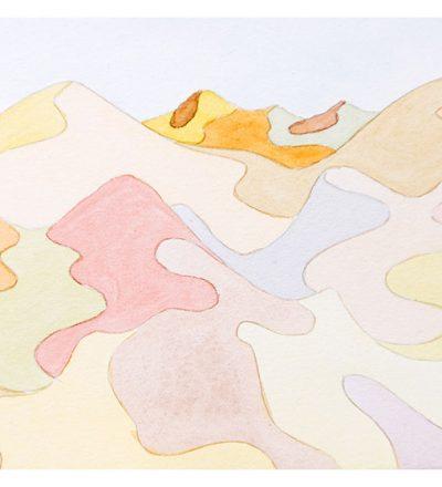 Bruce Crownover - 'Painted Desert #10'