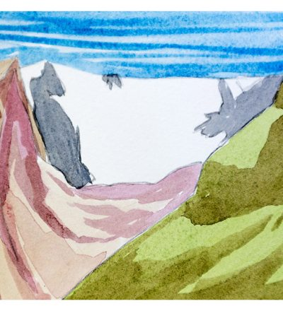 Bruce Crownover - Postcard 025