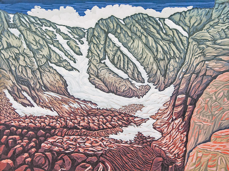 Bruce Crownover - Taylor Glacier