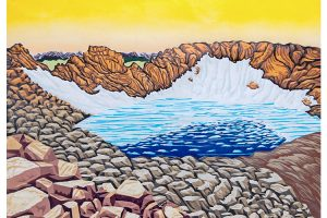 Bruce Crownover - Rowe Glacier