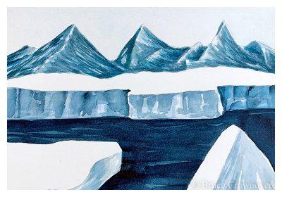 Bruce Crownover - 'Postcard 035'