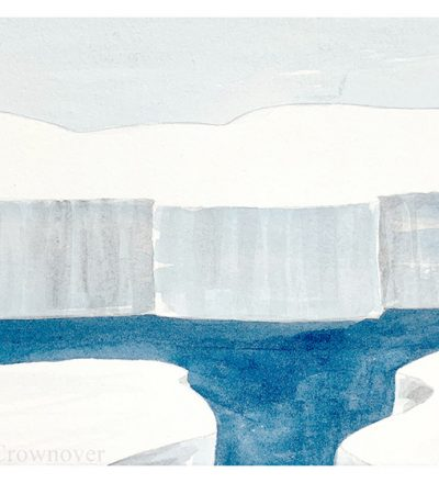 Bruce Crownover - 'Postcard 036'
