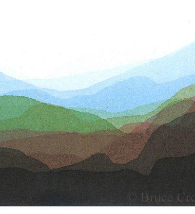 Bruce Crownover - 'Postcard 045'