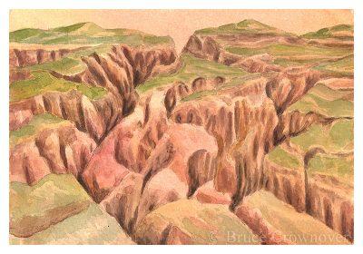 Bruce Crownover - 'Postcard 049'