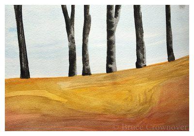 Bruce Crownover - 'Postcard 058'