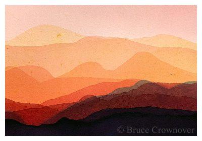 Bruce Crownover - Postcard 064