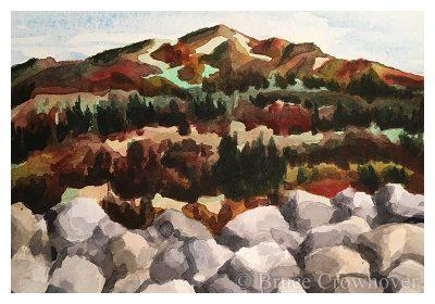 Bruce Crownover - 'Postcard 067'