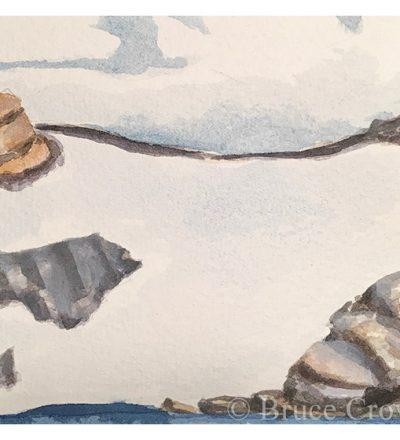 Bruce Crownover - 'Postcard 069: ROMO'