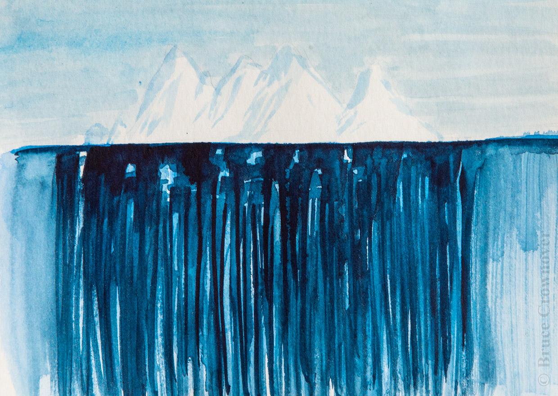 Bruce Crownover - 'Postcard 005'