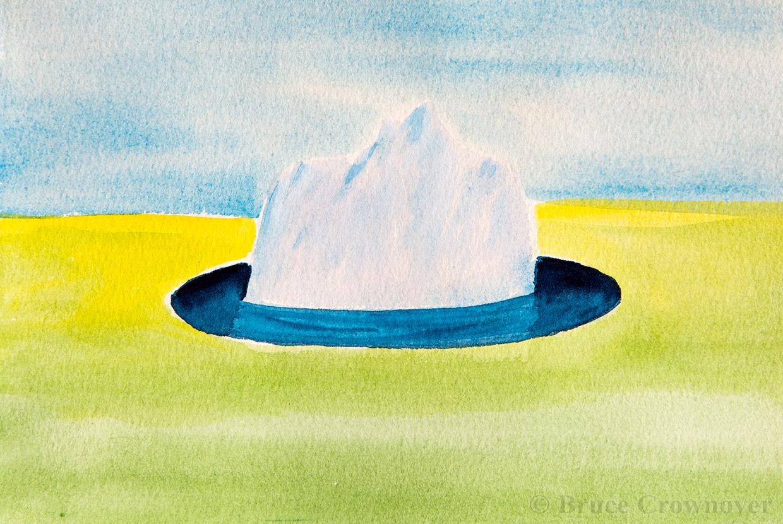 Bruce Crownover - 'Postcard 009'