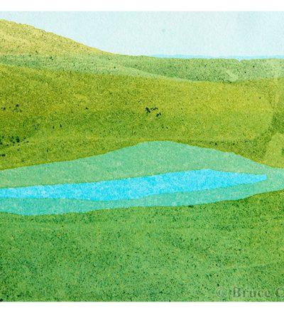 Bruce Crownover - Postcard 010