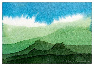 Bruce Crownover - Postcard 012