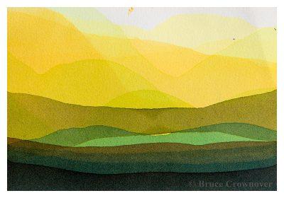Bruce Crownover - Postcard 013