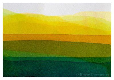 Bruce Crownover - Postcard 018
