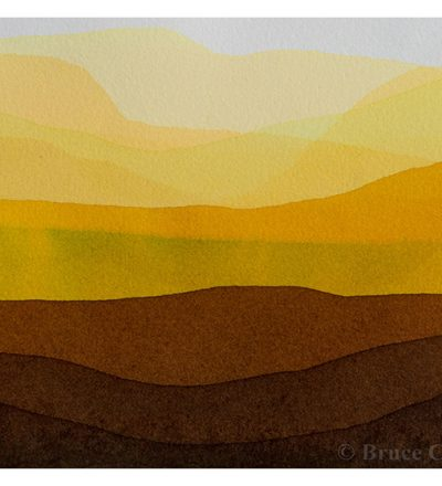 Bruce Crownover - Postcard 019