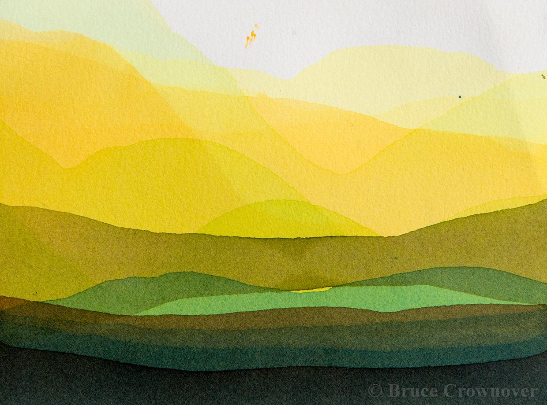 Bruce Crownover - 'Postcard 020'