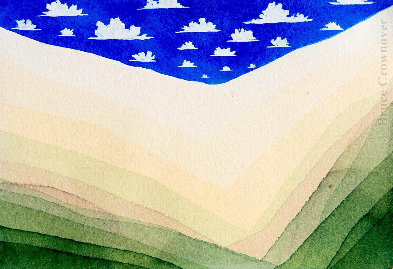 Bruce Crownover - 'Postcard 025'