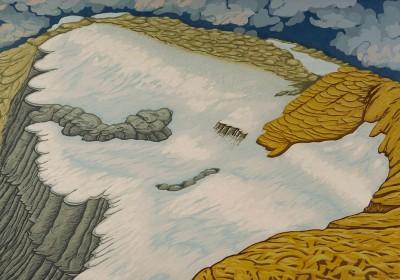 Bruce Crownover - 'Jackson Glacier'
