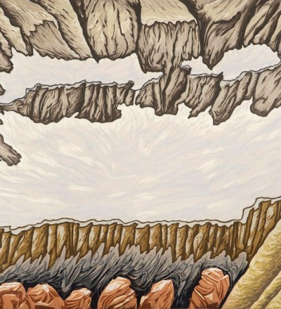 Bruce Crownover - 'Salamander Glacier'