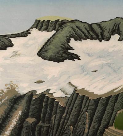 Bruce Crownover - 'Swift Current Glacier'