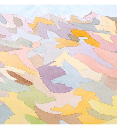 Bruce Crownover - 'Painted Desert #2'