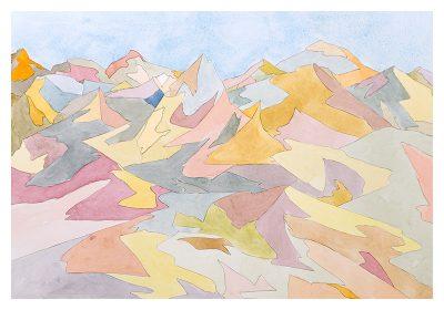 Bruce Crownover - 'Painted Desert #3'