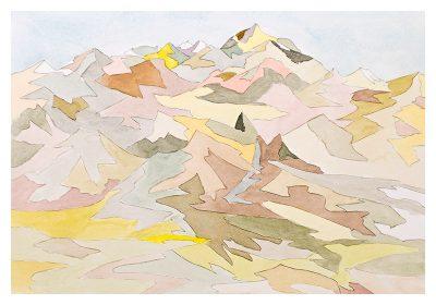 Bruce Crownover - 'Painted Desert #4'