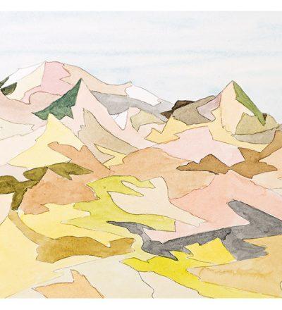 Bruce Crownover - 'Painted Desert #5'