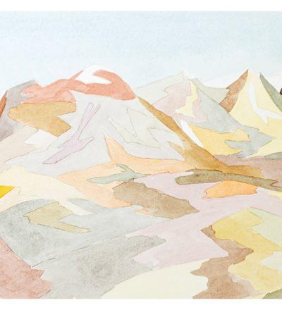 Bruce Crownover - 'Painted Desert #6'