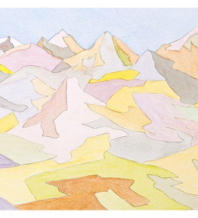 Bruce Crownover - 'Painted Desert #9'