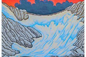 Bruce Crownover - Andrews Glacier I