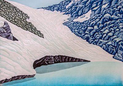 Bruce Crownover - Andrews Glacier II