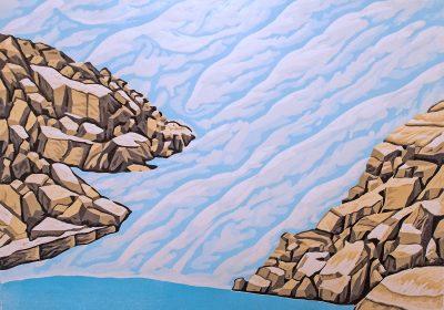 Bruce Crownover - ROMO: Glacial Detail