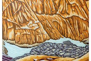 Bruce Crownover - Mills Glacier